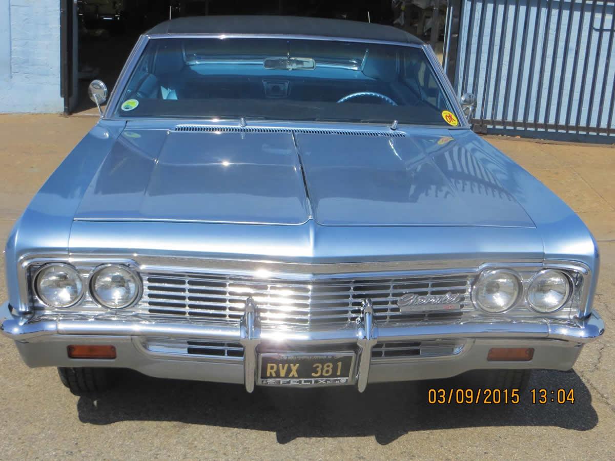 66′ Chevrolet Super Sport